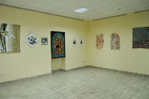 Fibremen, 6th International Exhibition of Textile Art, Scythia, Ivano-Frankivs'k, Ukraine, 2017.